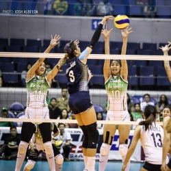 Player of the Week: Majoy Baron of DLSU