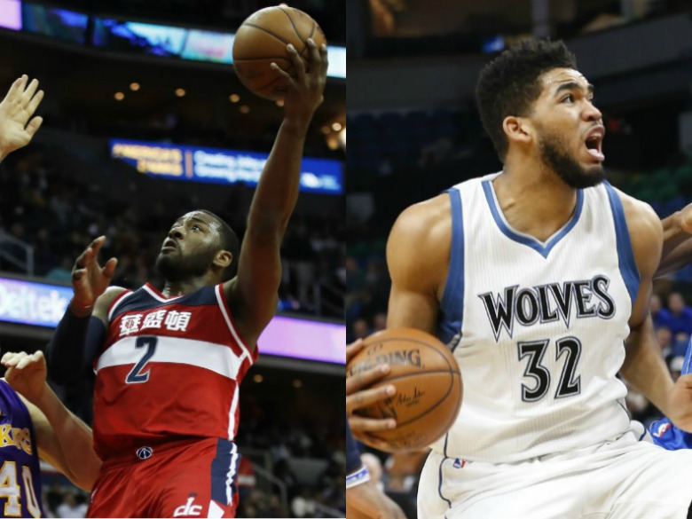 DA's Top 15 Rankings: Undefeated week fuels Wizards' ascent
