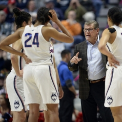 UConn, Irish, South Carolina, Baylor top seeds in NCAA