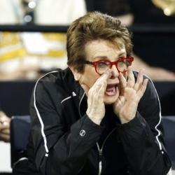 Game, set, match: Billie Jean King sells World TeamTennis