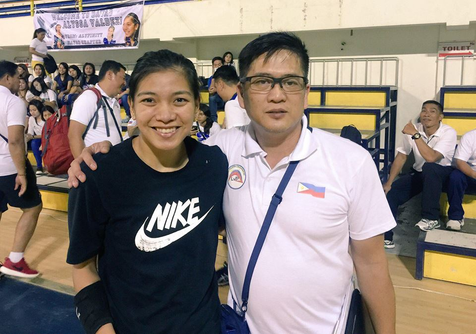 Valdez 'blessed, thankful' to be part of national team pool
