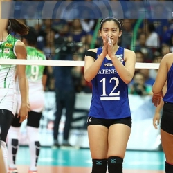 She was invited -- nat'l team coach Vicente on Morado 'snub'