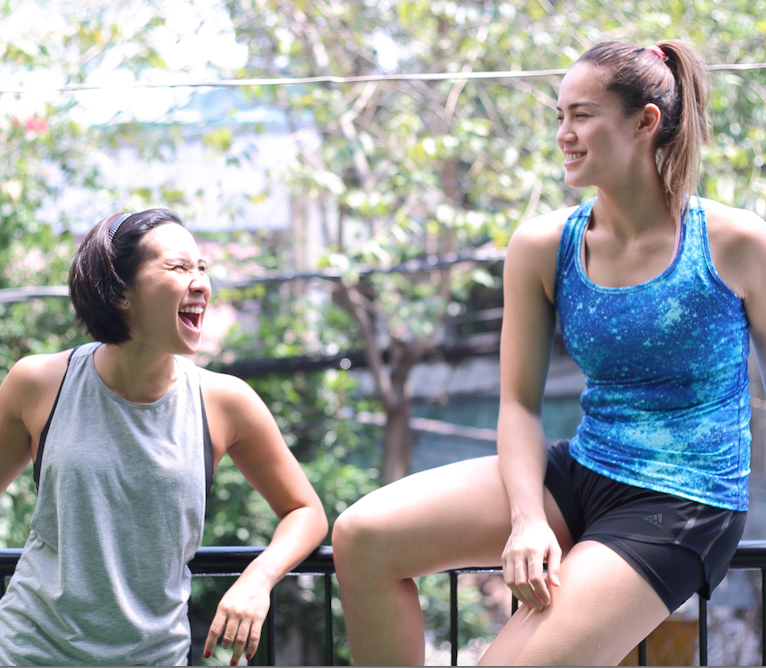#BFFgoals: Ex-DLSU and Pocari teammates Gumabao and Gohing