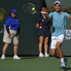 Djokovic's 19-match win streak ends at Indian Wells