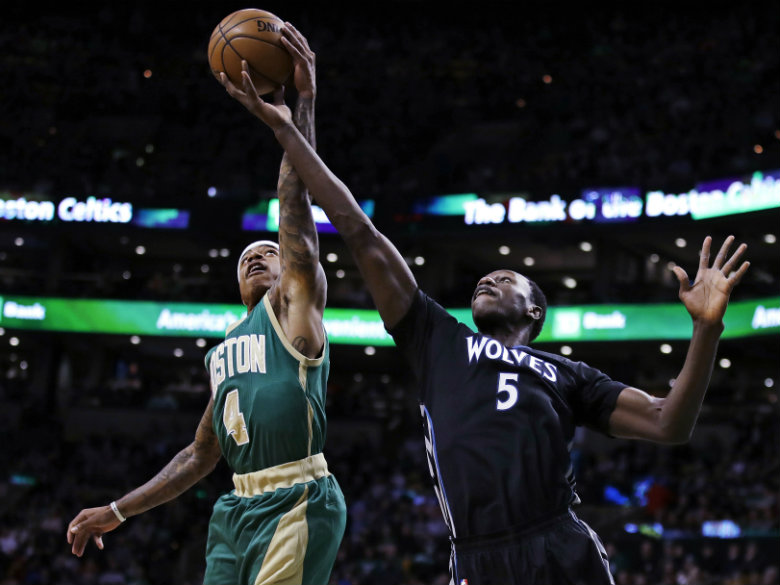 Big second half lifts Celtics to 117-104 win over T-Wolves