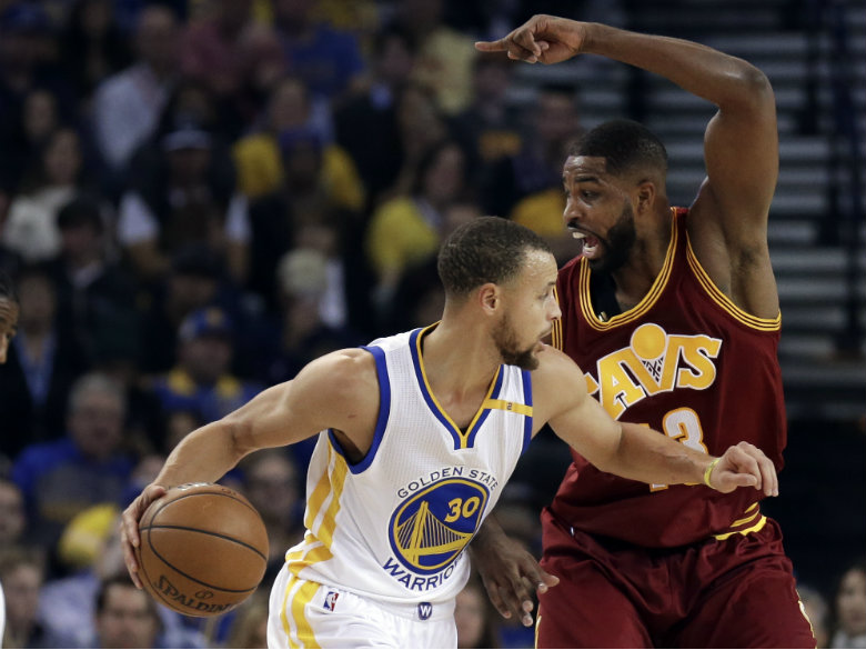 Who takes advantage should Warriors or Cavaliers stumble?