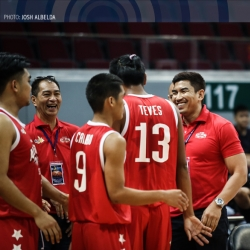 Sorsogon's Ayo had quick connection w/ provincial All-Stars