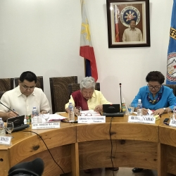 DepEd, Antique ink agreement for 2017 Palarong Pambansa