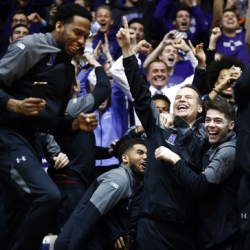 Northwestern edges Vanderbilt for first NCAA win