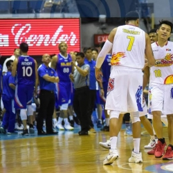 Yap's dagger three helps lift ROS over NLEX in Comm's Cup