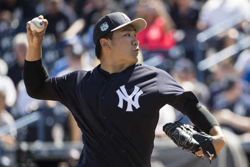 Tanaka, 2 Yankees relievers combine on no-hitter vs Tigers