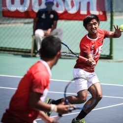 UAAP Season 79 lawn tennis: UE nears men's crown