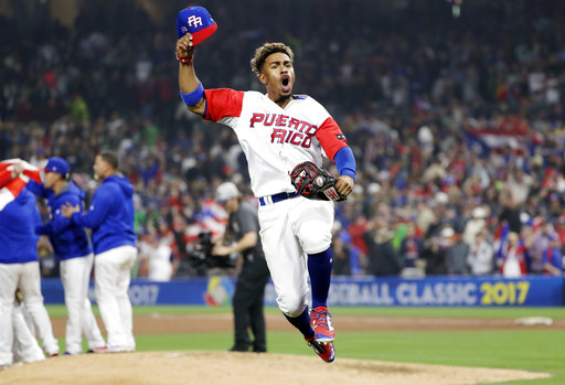 Puerto Rico beats United States 6-5 to advance to WBC semis