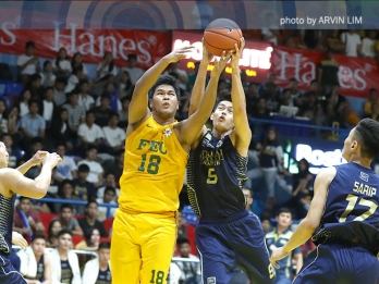 Five-of-five graduating Baby Tams moving up to FEU Seniors