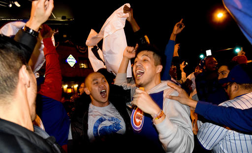 Records: Cubs victory cost Chicago $18.8 million in overtime