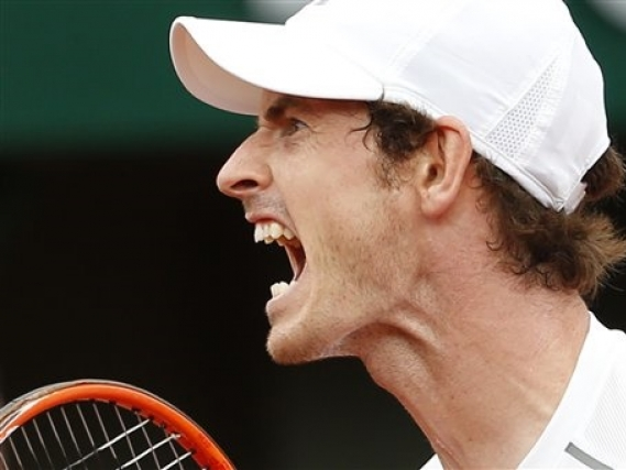 Andy Murray out of Miami Open with right elbow injury