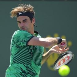Federer reaches Indian Wells final against Wawrinka