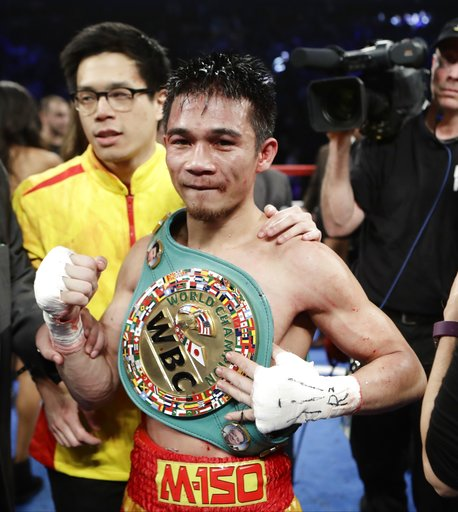 Thai Sor Rungvisai stuns Chocolatito for super fly title