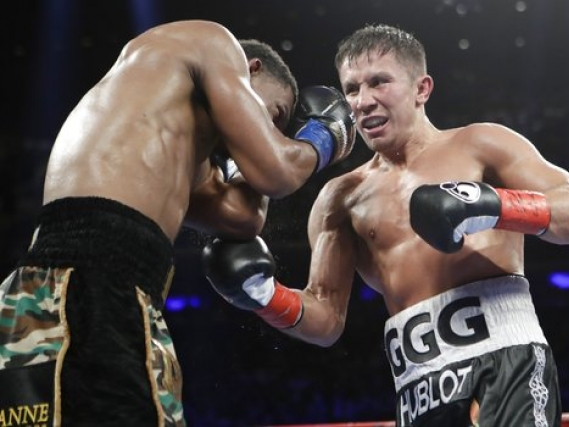 GGG outlasts Jacobs in close unanimous decision