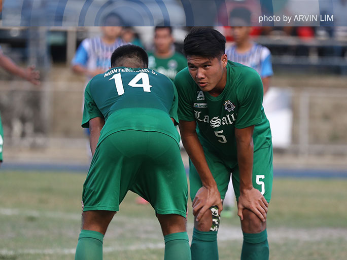 Green Archers target back-to-back wins in men's football