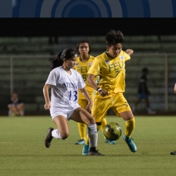 Lady Tamaraws survive Lady Eagles for first win of season