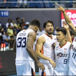 Bolts frustrate Road Warriors to keep unbeaten slate