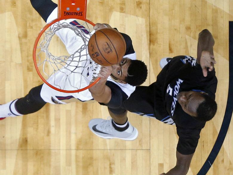 Davis leads Pelicans past Timberwolves, 123-109