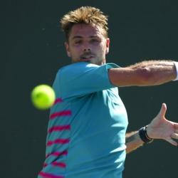 Watch Stan Wawrinka jokingly call Roger Federer an 'a-hole'