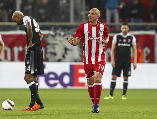 Olympiakos keeps 6-point lead despite loss to Panathinaikos