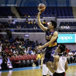 David's explosions all too familiar for James Yap