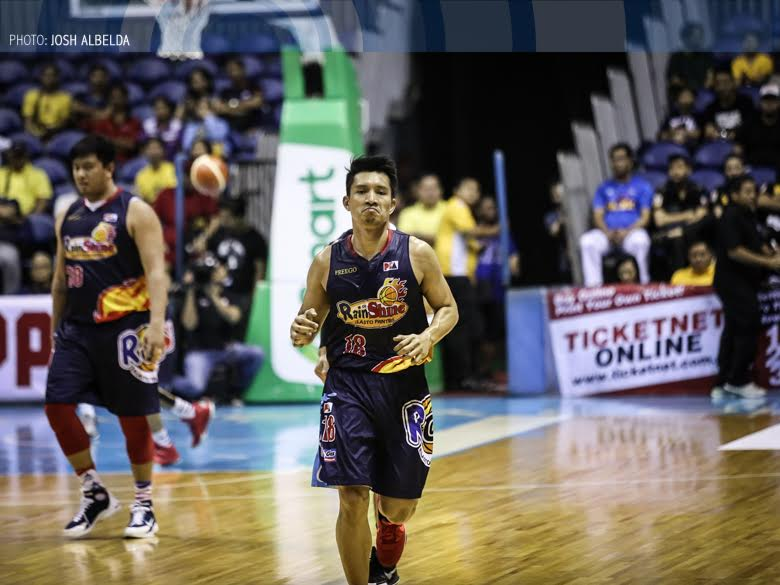 James Yap turns back the clock to win Player of the Week