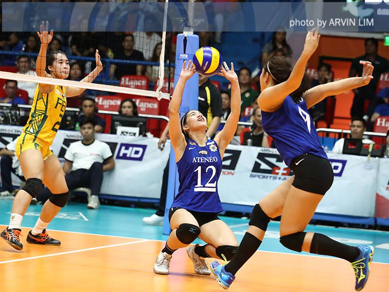 JI-AMAZING: Morado is ABS-CBN Sports' Player of the Week