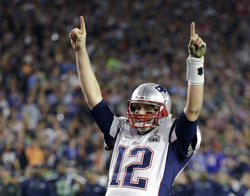 Police: Brady's missing Super Bowl jerseys tracked to Mexico