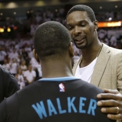 'If you can play, play': Chris Bosh speaks on rest debate