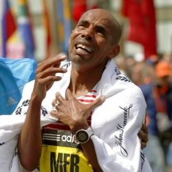 US marathon star Meb Keflezighi is racing toward retirement