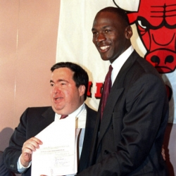 Bulls mourn the loss of Jerry Krause
