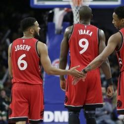 Raptors snap 11-game losing against Bulls with 122-120 win