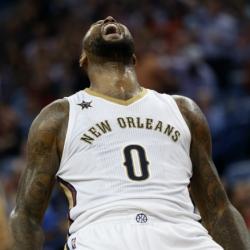 Cousins dominates as Pelicans beat Grizzlies 95-82