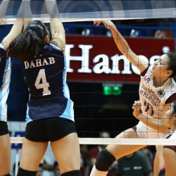Molde, Lady Maroons not worrying about Final Four just yet