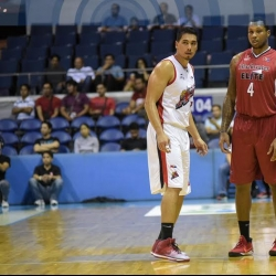 The Boss takes charge for Alaska as Aces stop 30-30 Smith