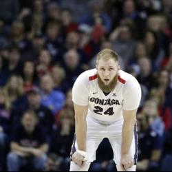 Gonzaga's Karnowski relishing NCAA run after back injury