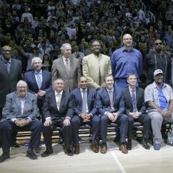 Utah Jazz host 1997 Finals team for 20-year reunion