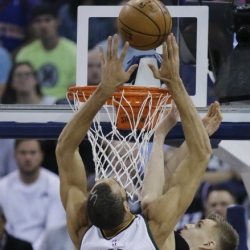 Gobert scores career-high 35, Jazz beat Knicks 108-101