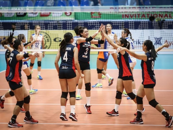 Petron sweeps elims,  Foton clinches last final phase seat