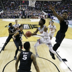 Bye, Michigan, time for new lovable underdogs Xavier, SC