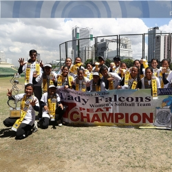 Adamson annexes 7th straight UAAP softball crown