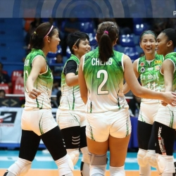 Lady Spikers aim for second Final Four seat