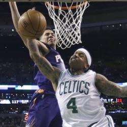 Booker scores 70, but Celtics still eclipse Suns