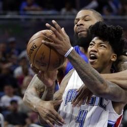 Payton has triple-double to help Magic rout Pistons