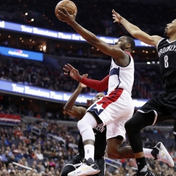 Wizards shred Nets for back-to-back wins